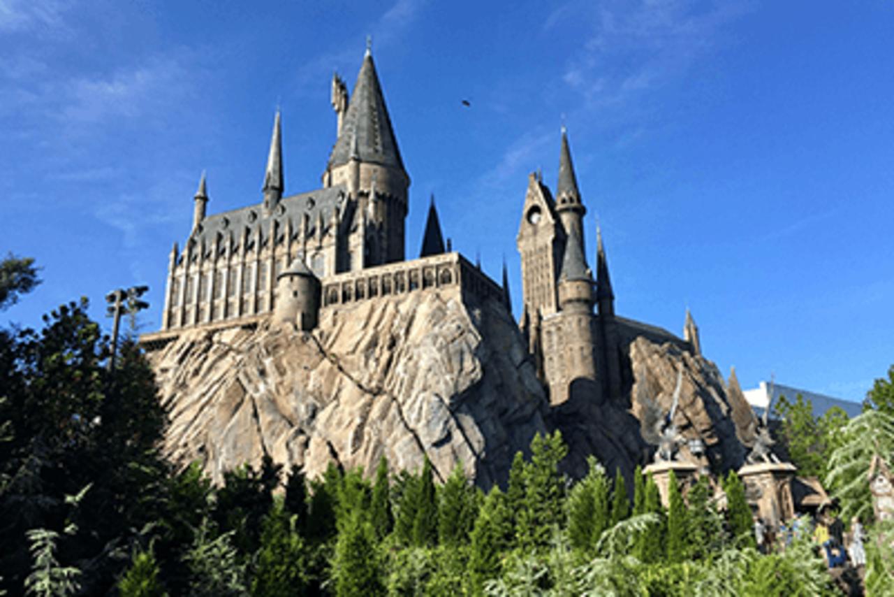 Bilde av Harry Potter fornøyelsespark, Orlando