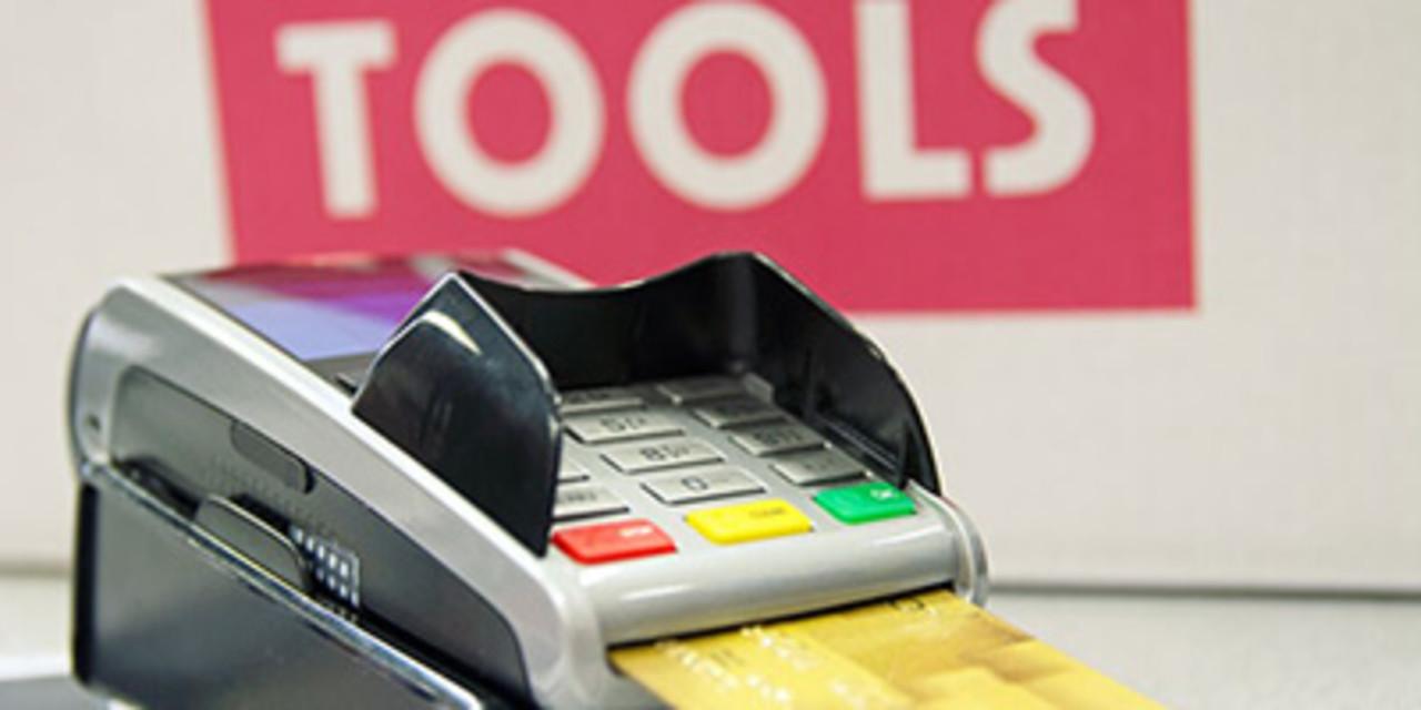Tools slutter med kontantbetaling